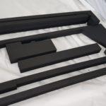 Separatory z pianki XPE